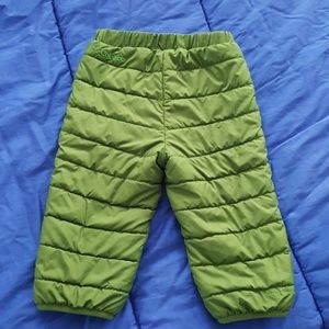 Columbia Baby Snow Pants 12-18 Months